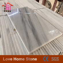Chinese cloudy grey marble 24x24 tiles