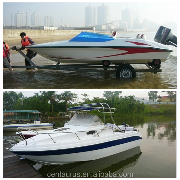 Best price fiberglass cabin fishing sail boat with fast delivery