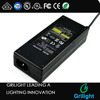 UL listed plastic desk top led power supply 24V 1A 12V 2A 24W Power Adapter