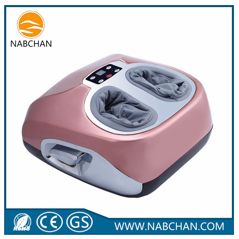 Automatic foot leg massager kneading shiatsu smart spa foot massage with remote control