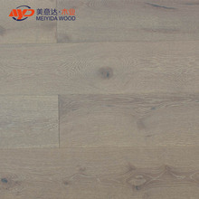 High Quality Aged UV lacquered Euorpean white Oak engineered wood fooring-SY8007