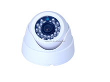 "Tollar new AHD 1.0MP 720P 1/3""CMOS TL-AHDD-34 indoor 24pcs leds night vision security dome low cost dvr cctv camera"
