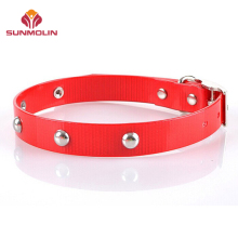 Customized training TPU webbing Dog Collars Of Pet Products For Hunting