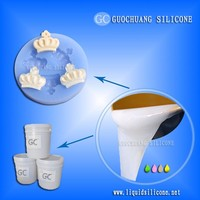 good price AB two parts food grade silicone