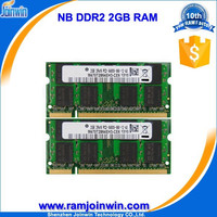 Direct buying India 128mbx8 ddr2 800 mhz 200 pin 2gb ram