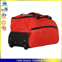 fashion high quality business travel leisure outdoors bags on wheels