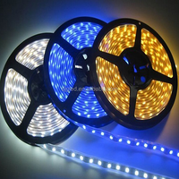 Efficient 3528 Flexible LED Strip Lights 12V Outdoor Use