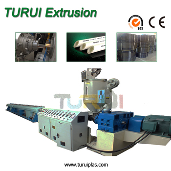 Plastic PE/PP Multilayer Pipe Extrusion Production Making Machine