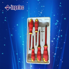 YiWu No.1 Slotted and Philips Plastic Screwdriver with Magnet Head