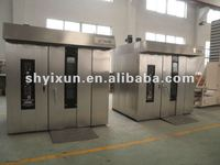 gas/diesel/electric type rotary ovens