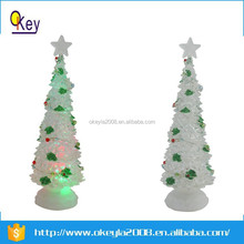 LED lighted battery operated Christmas night light tree