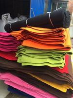 China supplier 100% polyester nonwoven fabrics felt