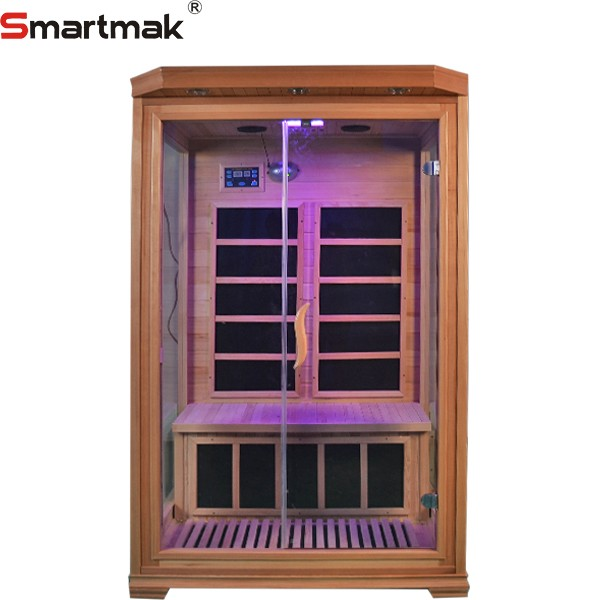 Insulated portable sauna cabin,portable infrared sauna room