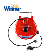 WE1515 WINNER 15m Factory Used Wall Mounted Spring Loaded Cable Reel
