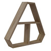 Box Style wood wall shelf for sale