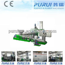 PP bag/film recycling plastic extruder