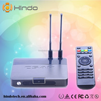 CS4K android tv box 4k 2k 8GB Nand Flash multi Video decoding