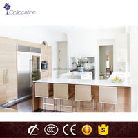 L shape modular kitchen designs with Price