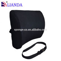 For Office, Chair,Car memory foam waist pillow,office chair seat cushion,Sit more comfortably memory foam pieces