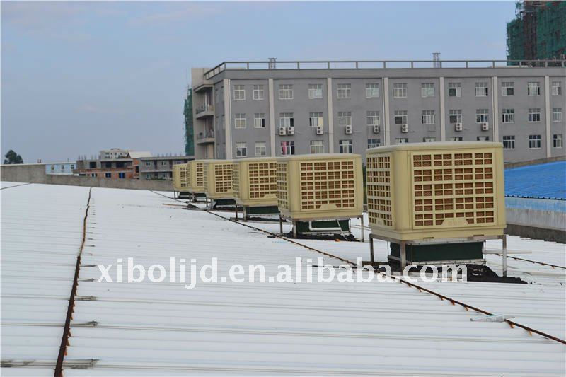 energy saving industrial /commercial big size evaporative air coolers