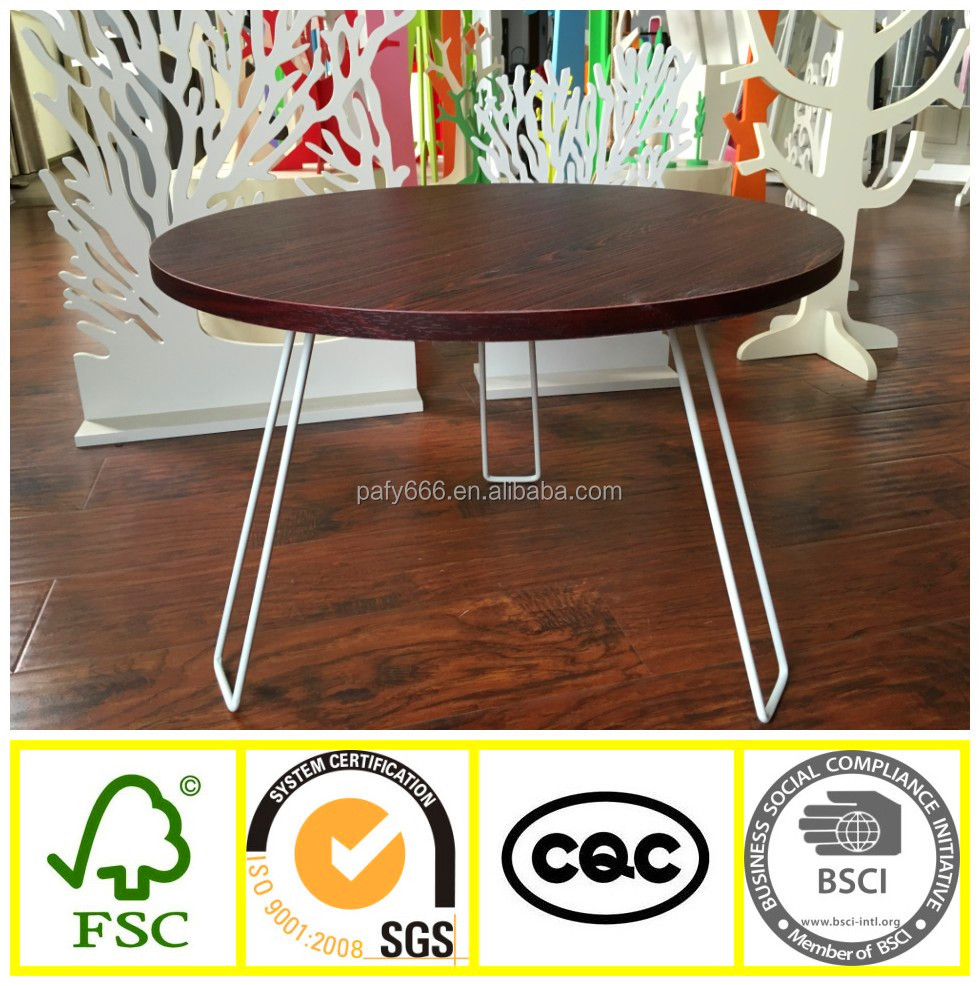 Pvc folding legs coffee tables distressed wood coffee for Buy coffee table legs