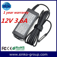factory price wholesale 45w high quality desktop switching laptop adapter for Microsoft