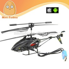 WLS988 3.5CH rc I-helicopter iphone iPhone/iPad/iPod helicopter with Gyro