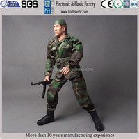 army soldier action figure, plastic toys action figure, multi joints custom action figure