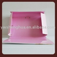2014 new design office supply transparent file folder/pp file folder