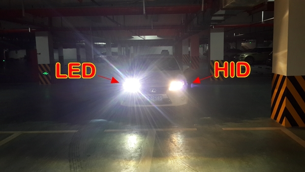 40W led light car high quality car led headlight with CR ee led chips
