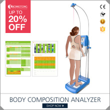 Top Rated!!! bioelectrical impedance body fat analysis machine