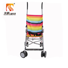 Simple design EVA wheels baby stroller with CA65 test report