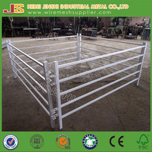 6 rails metal livestock farm fence panel