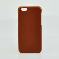 4.7 inch genuine leather phone case cover for iphone 6 case
