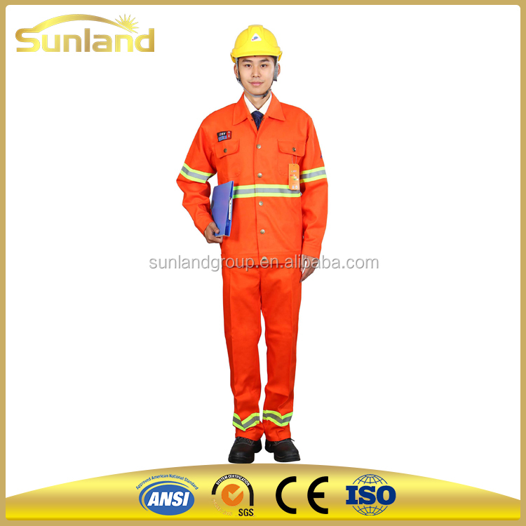 Flame Retardant Fabric for Workwear Safety Clothing Uniform / Anti-Fire Fireproof Fire Resistant