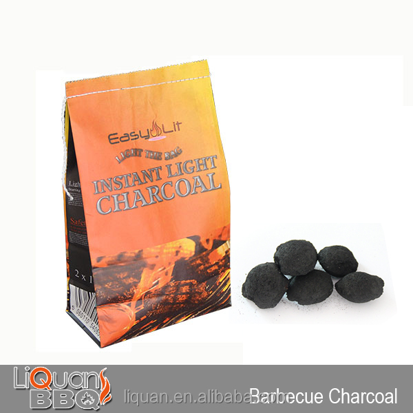 2KG BBQ Charcoal Briquette, Make Charcoal Briquettes from Sawdust