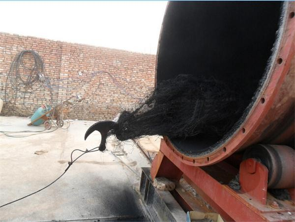 Hot sale new design good profitable waste tyre pyrolysis equipment