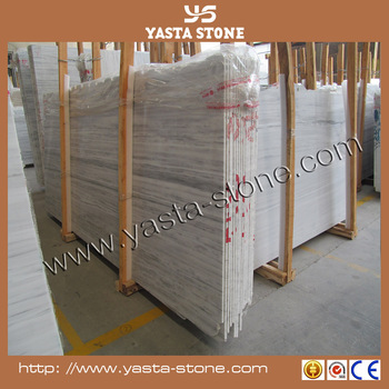 On Sale High Polished Kavala White Marble Slab For Floor Tiles Price