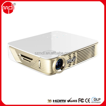 Smart Projector HD DLP android system 1920*1080 3D LED mini projector for education or business