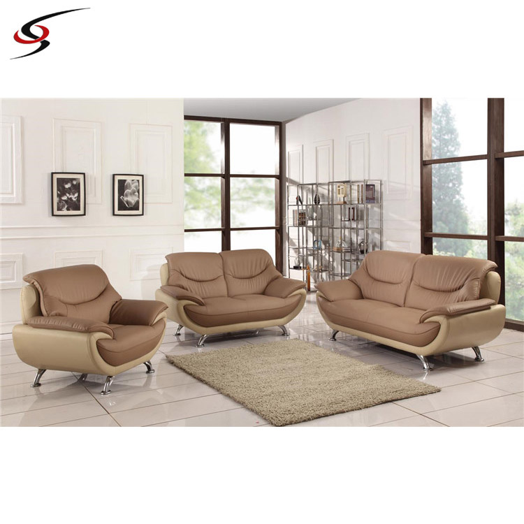Custom Wholesale 1+2+3 Office Visitor Waiting Leather Sex Sofa Chair