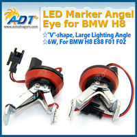 Trade Assurance white new design of LED H8 for BMW Angel Eye