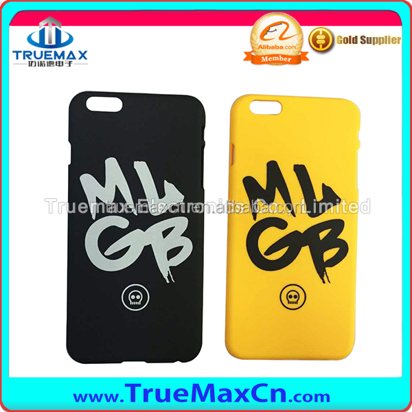 For iPhone 6 Case Alibaba China Factory Hybrid PC+Silicone Rock Case for iPhone 6 Case