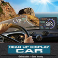 car projector HUD head up display speed display car hud display