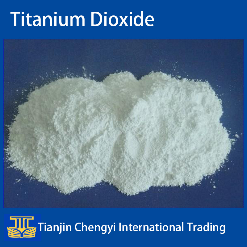 Made in China quality titanium dioxide rutile price per kg