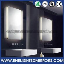 Factory price supply Horizon Style Recessed mirrored glass key cabinet