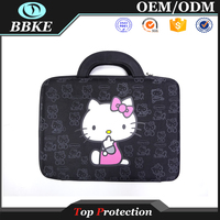 Cute Hello Kitty Carrying Hard EVA Laptop Case for Travelling