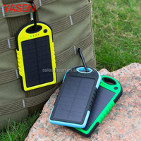 Solar Power Bank 5000mah Extreme Mobile