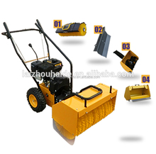 walk behind manual sweeper HS600A clean sweeping equipment