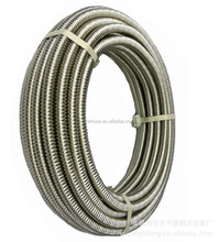 China wholesale stainless steel corrugated metal hose for hot water heater