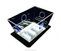 Elegant Design LED illuminated Acrylic Ice Bucket Wholesale Prices